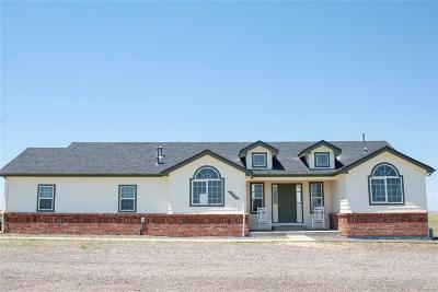 Arapahoe County Single Family Home Active: 67690 East Jefferson Place