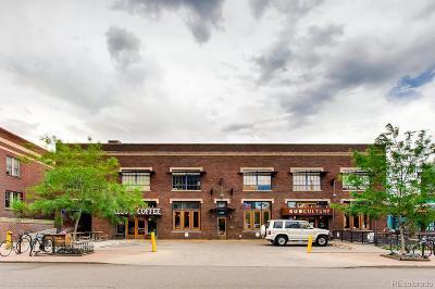 Denver Condo/Townhouse Under Contract: 1300 North Pennsylvania Street #106