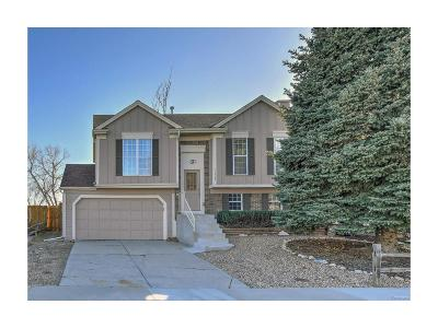 Westminster Single Family Home Active: 11408 West 103rd Drive