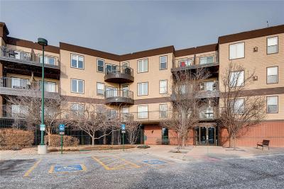 Denver Condo/Townhouse Active: 15475 Andrews Drive #301