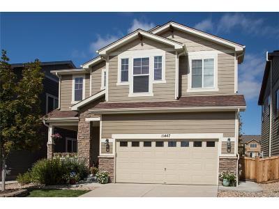 Littleton Single Family Home Under Contract: 11447 West Tanforan Circle