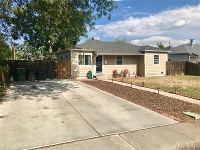 Thornton Single Family Home Active: 9440 Lillian Lane