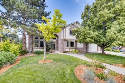 Highlands Ranch Single Family Home Under Contract: 2011 Ashleigh Court