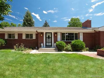 Cherry Hills Village CO Single Family Home Active: $1,200,000
