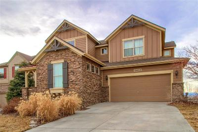 Idyllwilde, Idyllwilde/Reata North Single Family Home Under Contract: 12059 South Tallkid Court