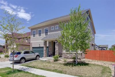 Henderson Single Family Home Under Contract: 11713 East 118th Place