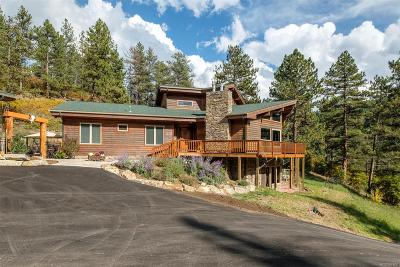 Deer Creek Single Family Home Under Contract: 17421 North Canyon Road