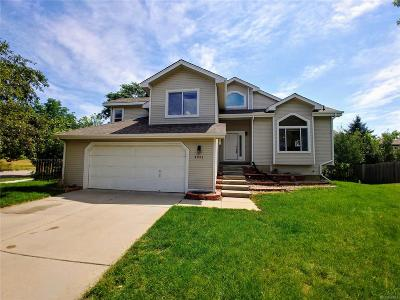 Boulder Single Family Home Active: 6552 Twin Lakes Road