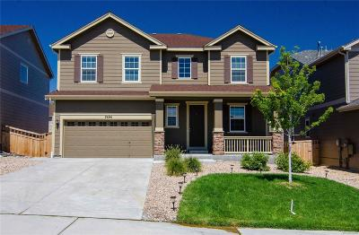 Castle Rock Single Family Home Active: 7695 Blue Water Drive
