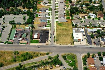 Residential Lots & Land Active: 12051 West Colfax Avenue
