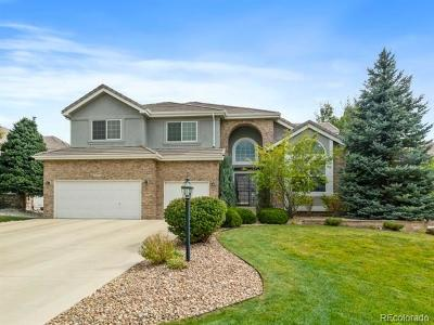 Lone Tree Single Family Home Active: 9490 South Aspen Hill Way