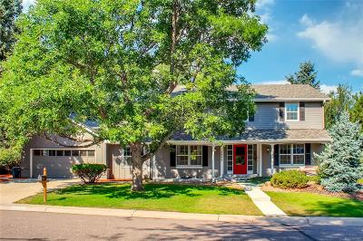 Lakewood Single Family Home Under Contract: 3045 Parfet Drive
