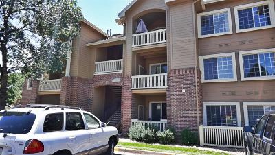 Littleton Condo/Townhouse Active: 1631 West Canal Circle #813
