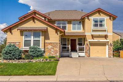 Castle Pines Single Family Home Under Contract: 8346 Briar Haven Court