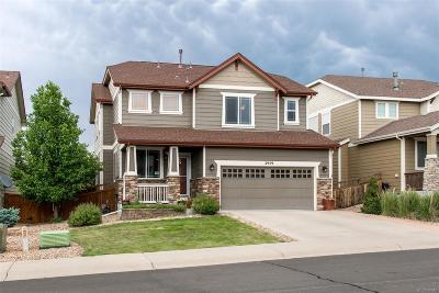 Castle Rock Single Family Home Active: 2959 Night Song Way