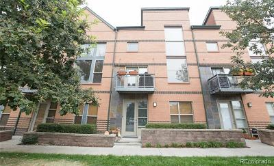 Aurora Condo/Townhouse Active: 2394 South Xanadu Way