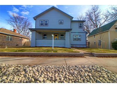 Denver Single Family Home Active: 4560 Winona Court