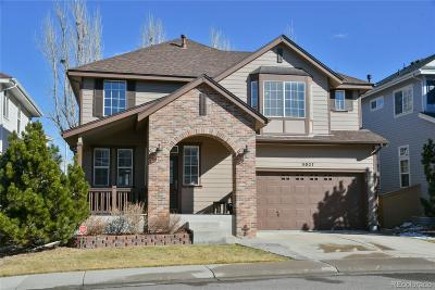 Highlands Ranch Single Family Home Under Contract: 3027 Woodbriar Drive