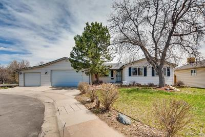 Englewood Single Family Home Under Contract: 4054 South Galapago Street