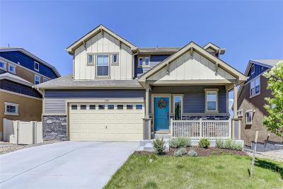 Erie Single Family Home Under Contract: 196 Painted Horse Way
