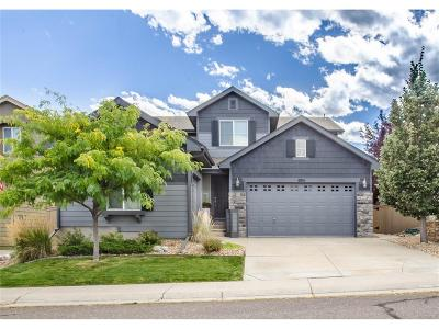 Highlands Ranch Single Family Home Active: 4814 Bluegate Drive
