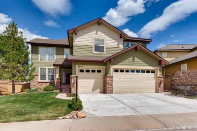 Highlands Ranch Single Family Home Active: 3007 Danbury Avenue