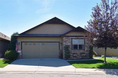 Loveland Single Family Home Under Contract: 2848 Crooked Wash Drive