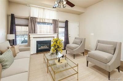 Denver Condo/Townhouse Active: 8199 Welby Road #404