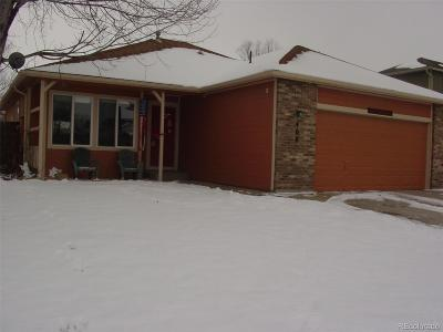 Platteville Single Family Home Under Contract: 408 Stevens Circle