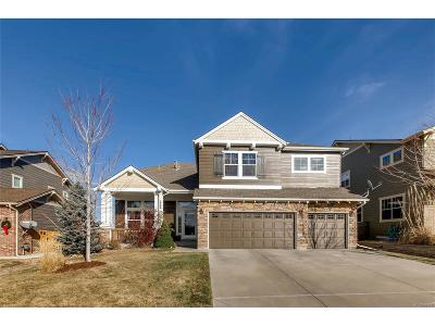 Castle Rock Single Family Home Active: 2546 Woodhouse Lane