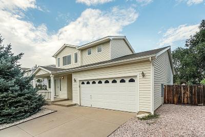 Littleton Single Family Home Active: 7464 Eagle Rock Drive