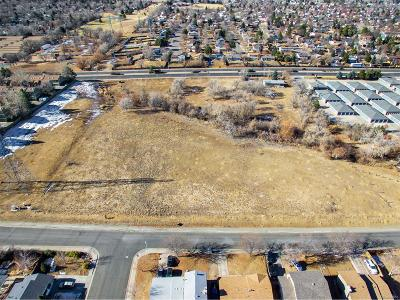 Arapahoe County Residential Lots & Land Active: 1850 South Helena Street