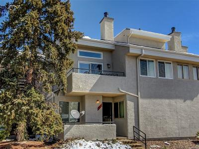 Lakewood Condo/Townhouse Under Contract: 1830 Newland Court #203