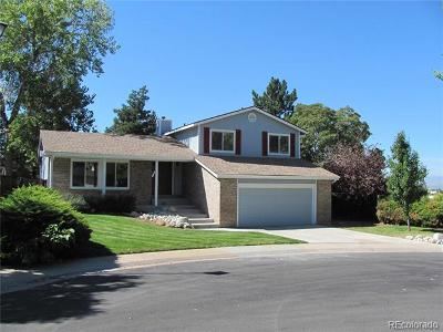 Highlands Ranch Single Family Home Active: 8403 South Painted Sky Street