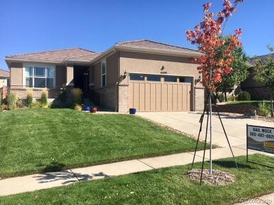 Broomfield Single Family Home Under Contract: 16100 Meeker Way