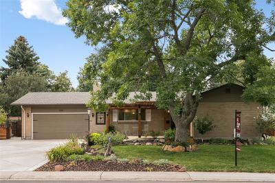 Lakewood CO Single Family Home Active: $475,000