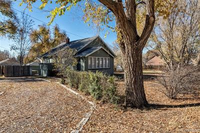 Wheat Ridge Single Family Home Under Contract: 6200 West 32nd Avenue