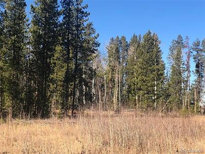 Oak Creek, Phippsburg, Yampa, Toponas Residential Lots & Land Active: 20945 Cayuse Trail