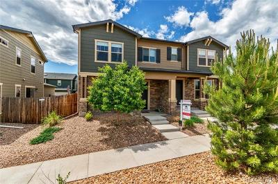 Arvada Single Family Home Active: 14823 West 70th Drive #A