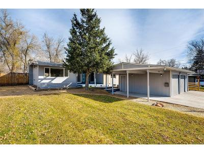 Arapahoe County Single Family Home Active: 6700 South Sherman Street