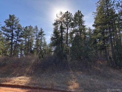 Douglas County Residential Lots & Land Active: 8151 Bannock Drive