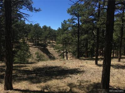 Calhan CO Residential Lots & Land Active: $540,000