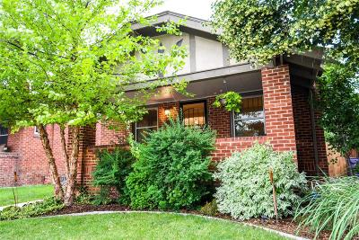 Single Family Home Under Contract: 1233 Jackson Street