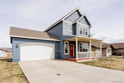 Hayden CO Single Family Home Active: $335,000