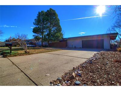 Lakewood Single Family Home Under Contract: 8724 West Warren Drive