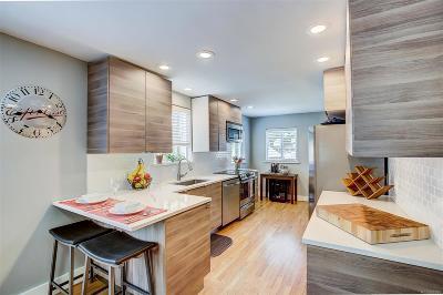 Denver Single Family Home Active: 3731 Osceola Street