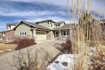 Aurora Single Family Home Under Contract: 24703 East Quarto Place