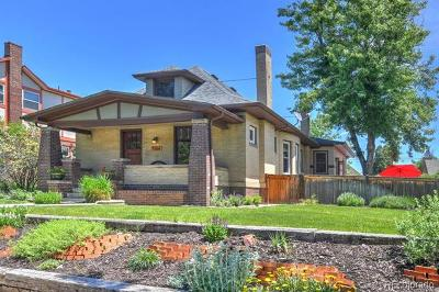 Denver Single Family Home Active: 4266 Grove Street