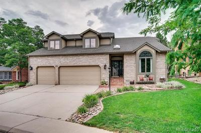 Broomfield Single Family Home Active: 1467 Dunsford Way