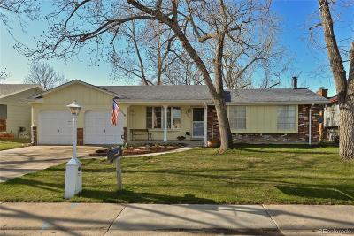 Boulder County Single Family Home Active: 2555 Wedgewood Avenue
